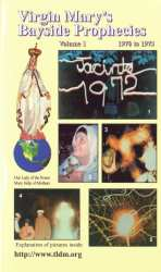 Virgin Mary's Bayside Prophecies - 6 paperback book set