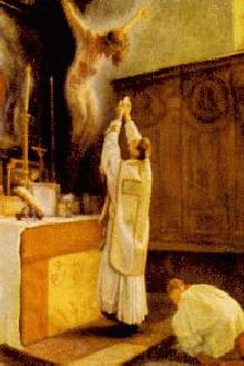 Holy Sacrifice of the Mass - Directive from Heaven #1