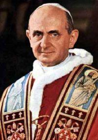Pope Paul VI - Directive #