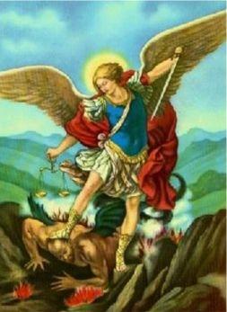 1000  ideas about St Michael on Pinterest | Saint Michael ...