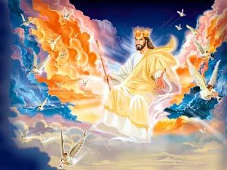 JÉZUS VISSZATÉR