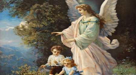 The Catholic Theology of Guardian Angels...