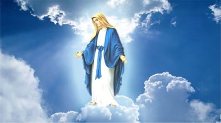 10 Things to Remember About the Assumption of the Blessed Virgin Mary...