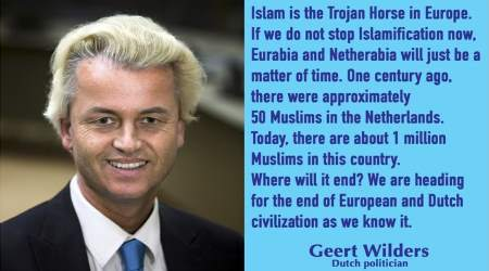 Image result for geert wilders quotes