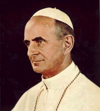 pope paul vi was prophetic