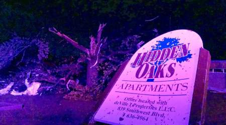 Monster Tornado Tears Through Jefferson City in Missouri
