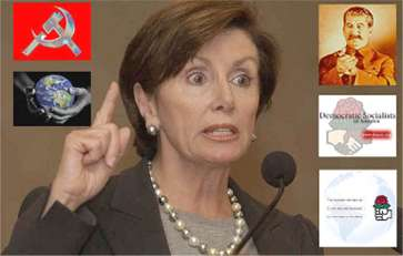 Nancy Pelosi's Socialist Ties