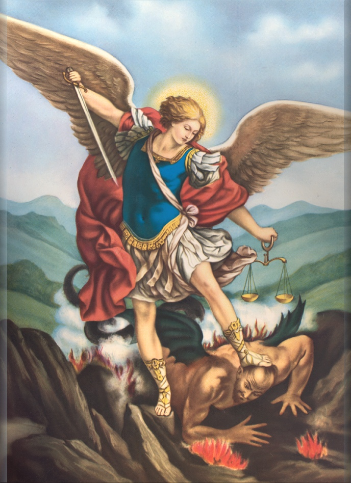 The St. Michael Prayer that Saved a Marine Named Michael in the ...