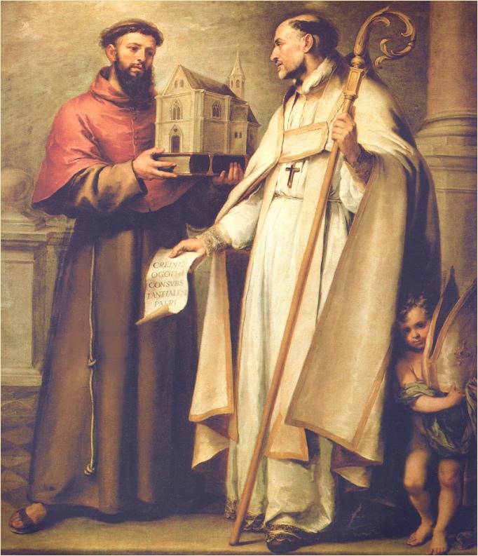St. Bonaventure (Cardinal-bishop, Doctor of the Church)