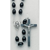 Family Wall Rosary (Black)