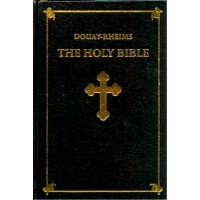 Bible Douay-Rheims, Hard Cover