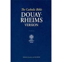 Bible Douay-Rheims Standard Print Paperback