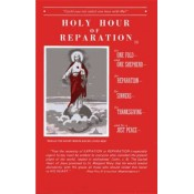 Holy Hour of Reparation Prayer Booklet