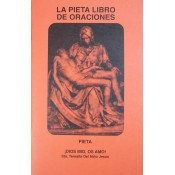 Pieta Prayer Book - Spanish
