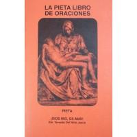 Pieta Prayer Book - Spanish