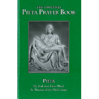 Pieta Prayer Book, large print - Newly Revised