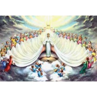 Mary Immaculate, Queen of the Universe picture