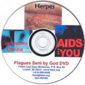 Plagues Sent by God DVD