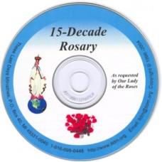 15 decade Rosary CD