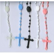 Cord Rosaries Blessed by Jesus and Mary