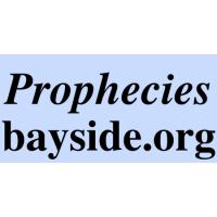 Bayside Prophecy Bumper Sticker 1