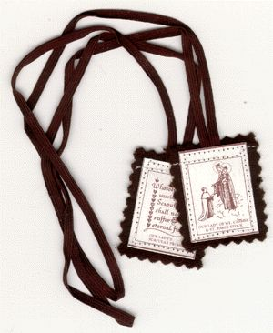 Click to order the Brown Scapular